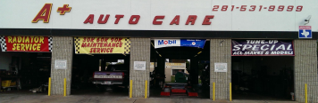 Auto Repair Houston, TX | A+ Auto Care | 281-531-9999